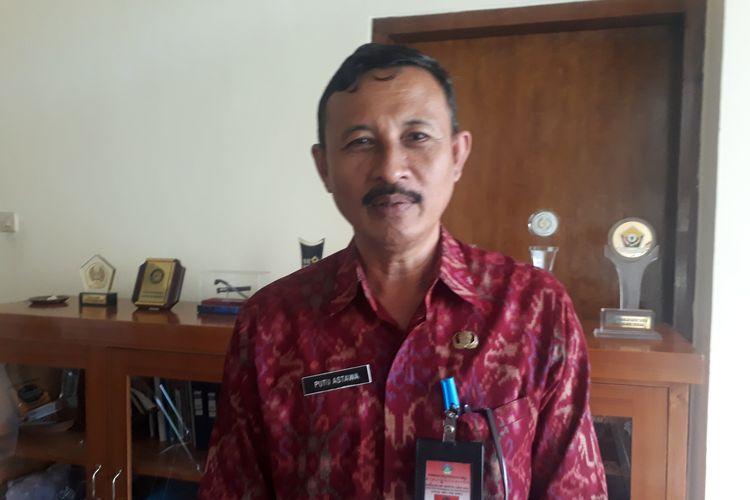 Kepala Dinas Pariwisata Bali, Putu Astawa