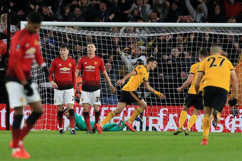 Jadwal Piala FA, Siaran Langsung Wolves Vs Man United di RCTI