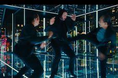 Yayan Ruhian Berulang Kali Peringatkan Cecep A Rahman Sebelum Dibanting Keanu Reeves