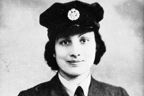 Perempuan Berdaya: Noor Inayat Khan, Mata-mata Bangsawan Muslim India yang Dibunuh Nazi