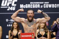 Menang TKO 40 Detik atas Cowboy, Ini Perjalanan Karier McGregor