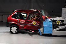 Mobil Pertama yang Dites Tabrak Euro NCAP 20 Tahun Lalu