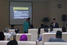 Sidang Isbat Dihadiri Pimpinan Komisi VIII dan Ketua MUI