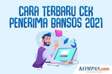 INFOGRAFIK: Cara Terbaru Cek Penerima Bansos 2021