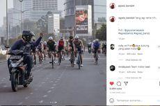 Pesepeda yang Melanggar Dikenai Sanksi Tilang dan Denda Pekan Depan