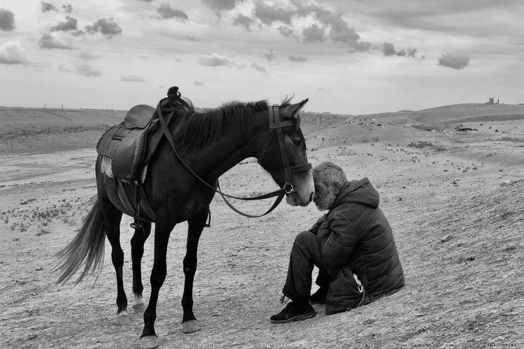 Foto bertajuk Bonding yang menerima penghargaan First Place Photographer of the Year di ajang IPPAWARD 2021.