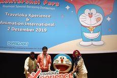 Promosi, Traveloka Xperience Gandeng Doraemon