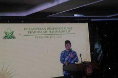Zulkifli Hasan Dorong Pemuda Muhammadiyah Jadi Pelopor Pemilu Damai