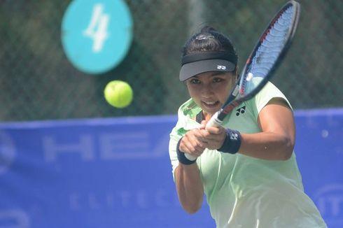 Tenis SEA Games 2019, Aldila Sutjiadi Tempuh Dua Final