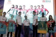 Umumkan Skuad, Tim Voli Jakarta BNI 46 Incar Gelar Juara Proliga 2020
