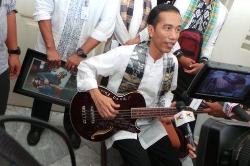 Laporkan Bas dari Metallica, KPK Apresiasi Jokowi