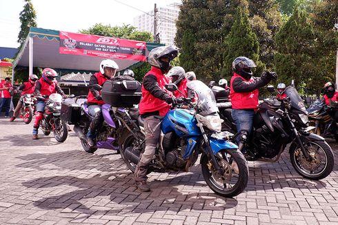 FDR Day Jadi Ajang Kumpul Penggemar Roda Dua