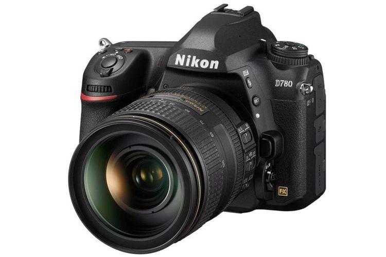 Kamera DSLR Nikon D780