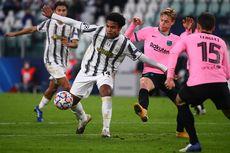 Juventus Tampil di Bawah Standar, Barcelona Seharusnya Bisa Pesta 8 Gol