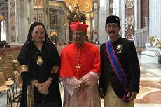 Paus Fransiskus Beri Pesan Saat Lantik Uskup Agung Ignatius Suharyo sebagai Kardinal