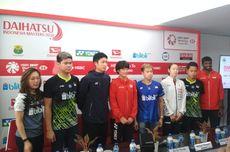 Indonesia Masters 2020, Hadiah Naik Rp 684 Juta dan Digelar 14-19 Januari
