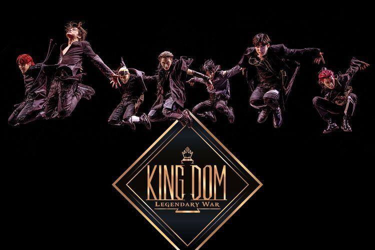 Poster variety show Korea, Kingdom' Legendary War
