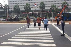 Pemprov DKI Bangun Ramp di Semua Halte Transjakarta Sudirman-Thamrin