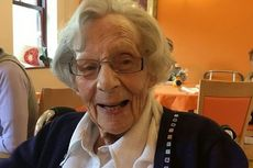 Seumur Hidup Berbuat Baik, Wanita 104 Tahun Ini Ingin