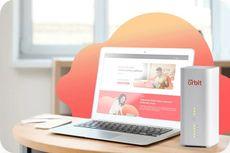 Telkomsel: Pelanggan Modem Orbit Naik 4 Kali Lipat di 2021