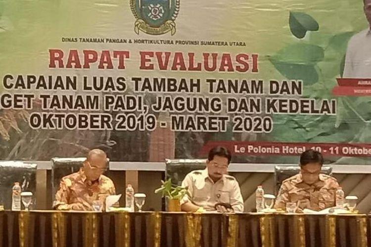 Ini Rencana Aksi Kementan untuk Tambah LTT Padi di Sumatera Utara