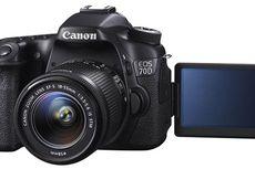 Canon EOS 70D, Kamera