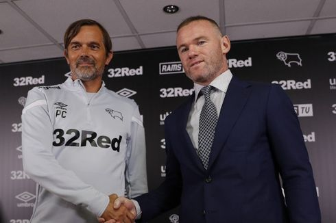 Pulih dari Corona namun Harus Istirahat, Rooney Belum Sempat Bela Derby