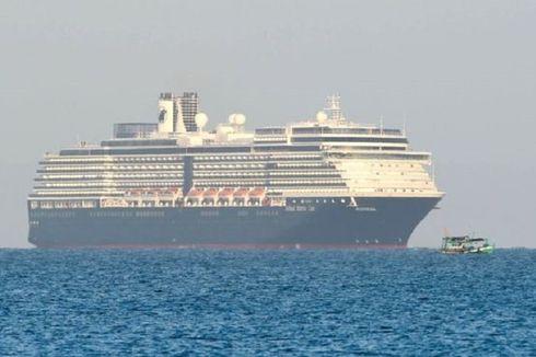Ditolak di 5 Pelabuhan karena Khawatir Virus Corona, Kapal Pesiar Diterima di Kamboja