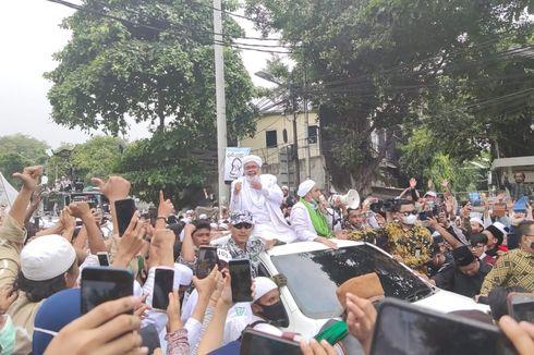 Polisi Periksa Kadis Parekraf hingga Kepala Labkesda DKI Terkait Kerumunan Rizieq di Petamburan