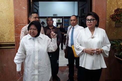 Risma Gandeng KPK untuk Rebut Kembali 4 Aset di Surabaya, Ini Daftarnya