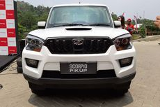 Pikap Baru dari India, Mahindra Scorpio [VIDEO]