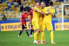 Hasil Ukraina Vs Spanyol, La Furia Roja Tumbang di Kiev