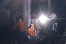Rumah Tempat Penyimpanan Tabung Gas Elpiji Terbakar, 5 Orang Tewas