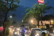 Polisi Bantah Tutup Paksa McDonald's Ciater Tangsel akibat Kemacetan Panjang