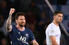Messi Bisa seperti Zidane, Kehilangan Ballon d'Or karena Kasari Lawan