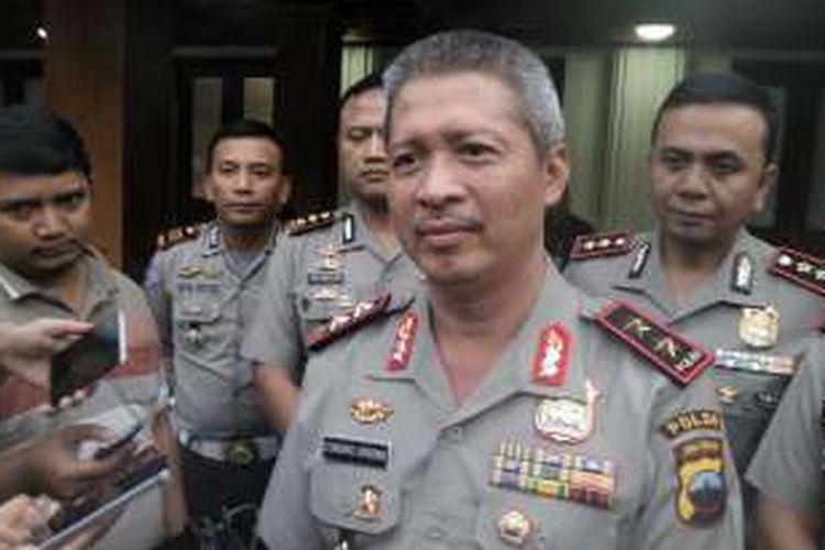 Kepala Kepolisian Daerah (Kapolda) Jawa Tengah Irjen Pol Condro Kirono saat ditemui di kantor Kemenkopolhukam, Jakarta Pusat, Senin (27/6/2016).