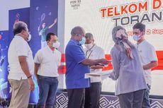 Telkom Pastikan Jaringan Telekomunikasi PON XX Papua Siap Digunakan