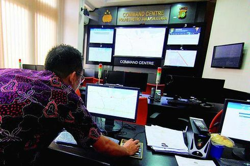 Polisi Jakarta Sudah Manfaatkan Android