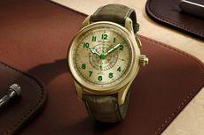 Montblanc Bawa Arloji Vintage dengan Sentuhan Emas Lime