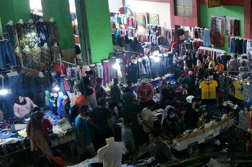 Pasar Tanah Abang Ditutup Seminggu, Anies: Kan Pedagang Juga Lebaran