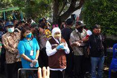 Khofifah Pertimbangkan Penerapan PSBB Provinsi Jawa Timur