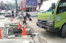 Bina Marga: Banyak Warga Setuju dengan PKS Revitalisasi Trotoar Kemang