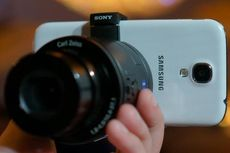 Datascrip: Gara-gara Smartphone, Kamera Saku Stagnan