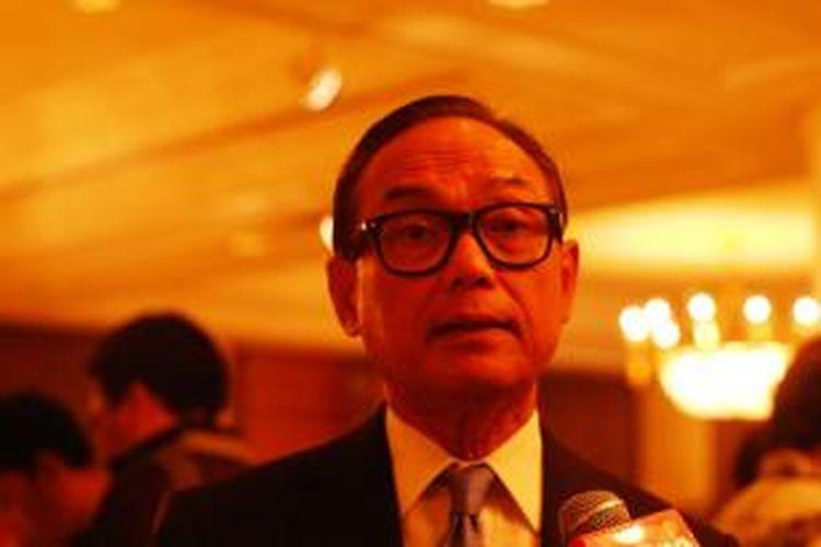 Ketua Umum Kadin Indonesia, Suryo Bambang Sulisto