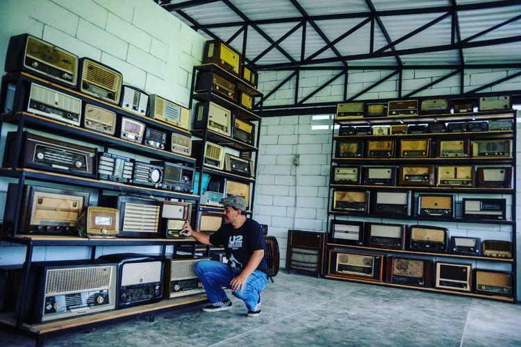 Museum Radio Antik Bandung DOK, Instagram.com/dennyvwbdg