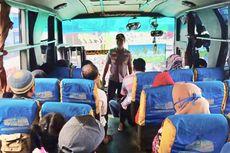 Antisipasi Pergerakan Massa ke Jakarta, TNI-Polri Gelar Operasi Gabungan di Perbatasan Pandeglang