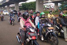 Kampanye Keselamatan Kurang Moncer Cegah Mudik Naik Sepeda Motor
