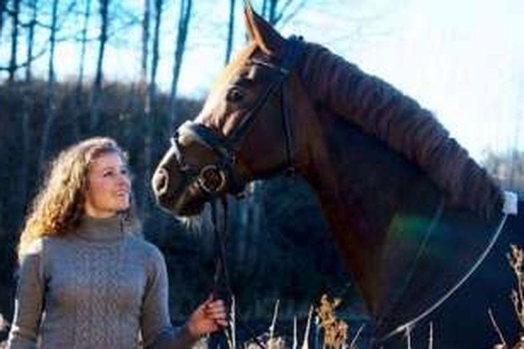 Alexandra Andresen (19), miliarder termuda di dunia.