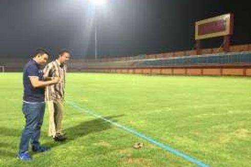 Madura United Jamu Persija di Stadion Baru