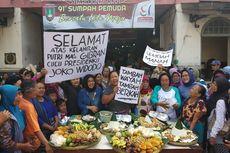 Suka Cita Pedagang Pasar Gede Solo Sambut Kelahiran Cucu Ketiga Jokowi